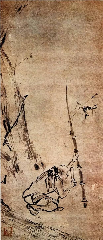 老崔说画 胸中如无意,写啥 中国画写意漫说