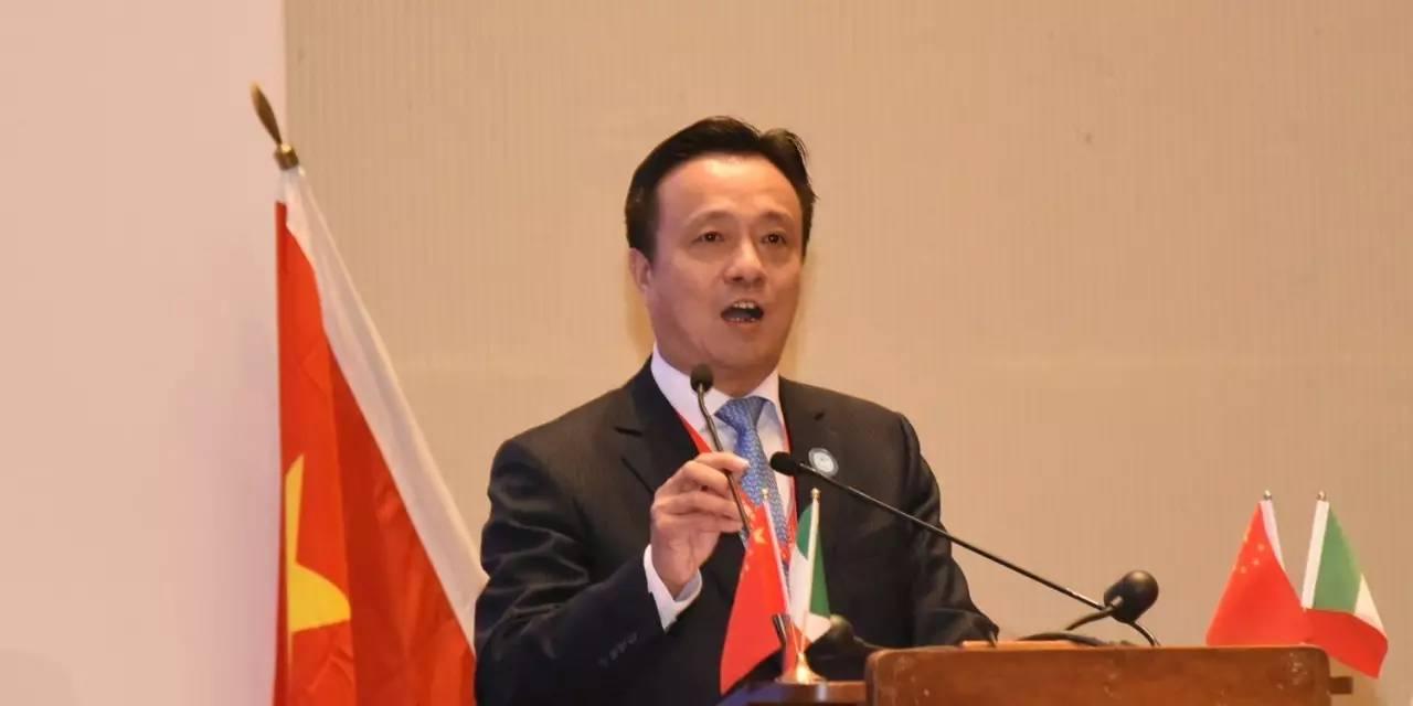 香港地区中国和平统一促进总会执行会长姚志胜