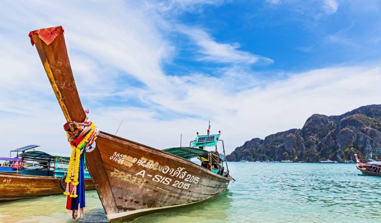 免费5日游泰国普吉岛!阳光沙滩,浪漫湿身…你还不赶紧