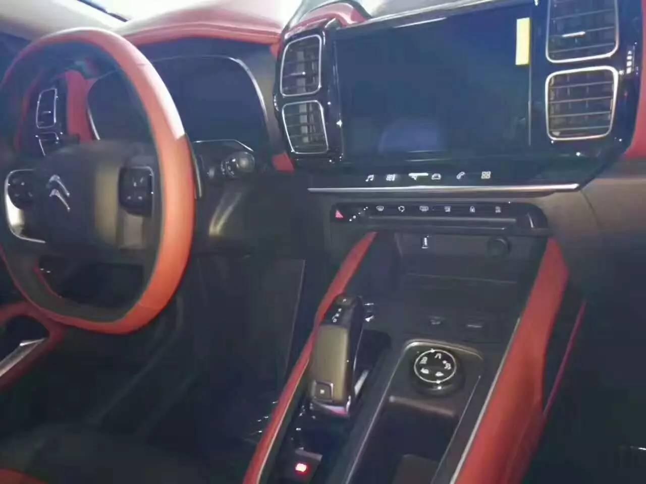 东风雪铁龙全新SUV天逸 C5 AIRCROSS哈尔滨车展首秀高清图片
