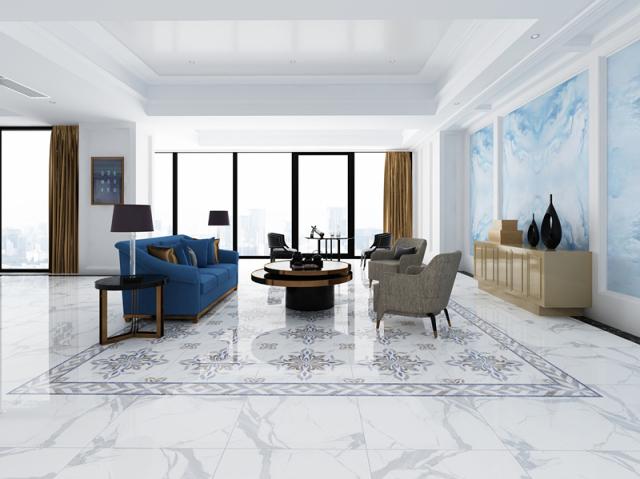 家装风水 | 客厅瓷砖颜色搭配注意事项
