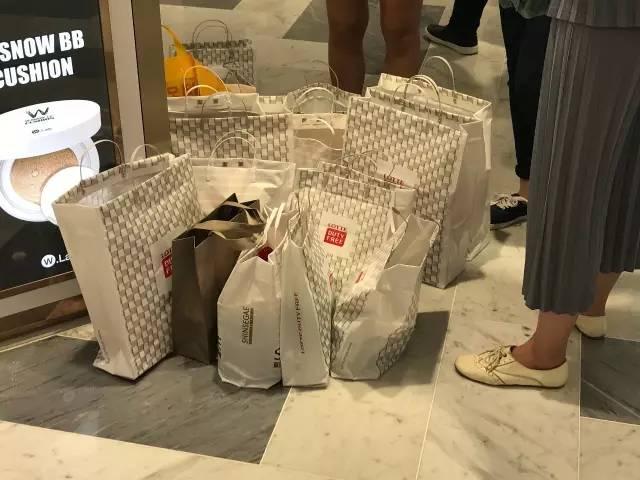"""韩国免税店重现中国游客抢购?真相可能""""打脸""""了..."""