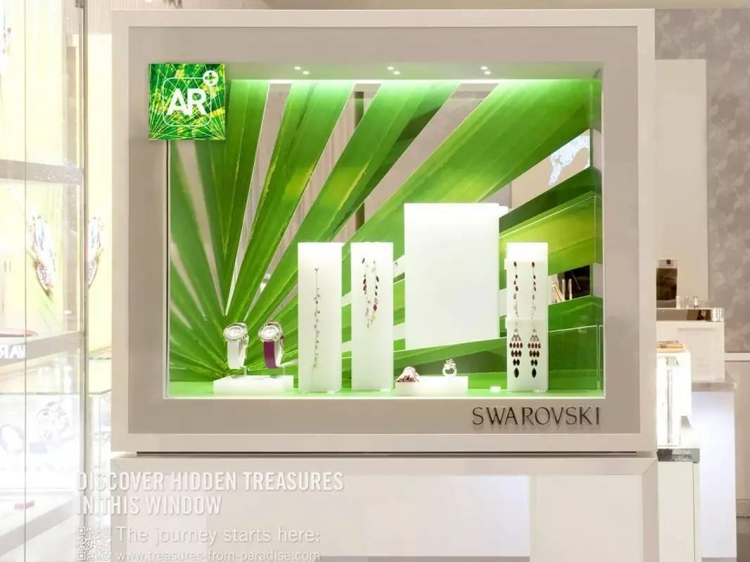 设计感十足的橱窗设计,店铺的颜值全靠它!