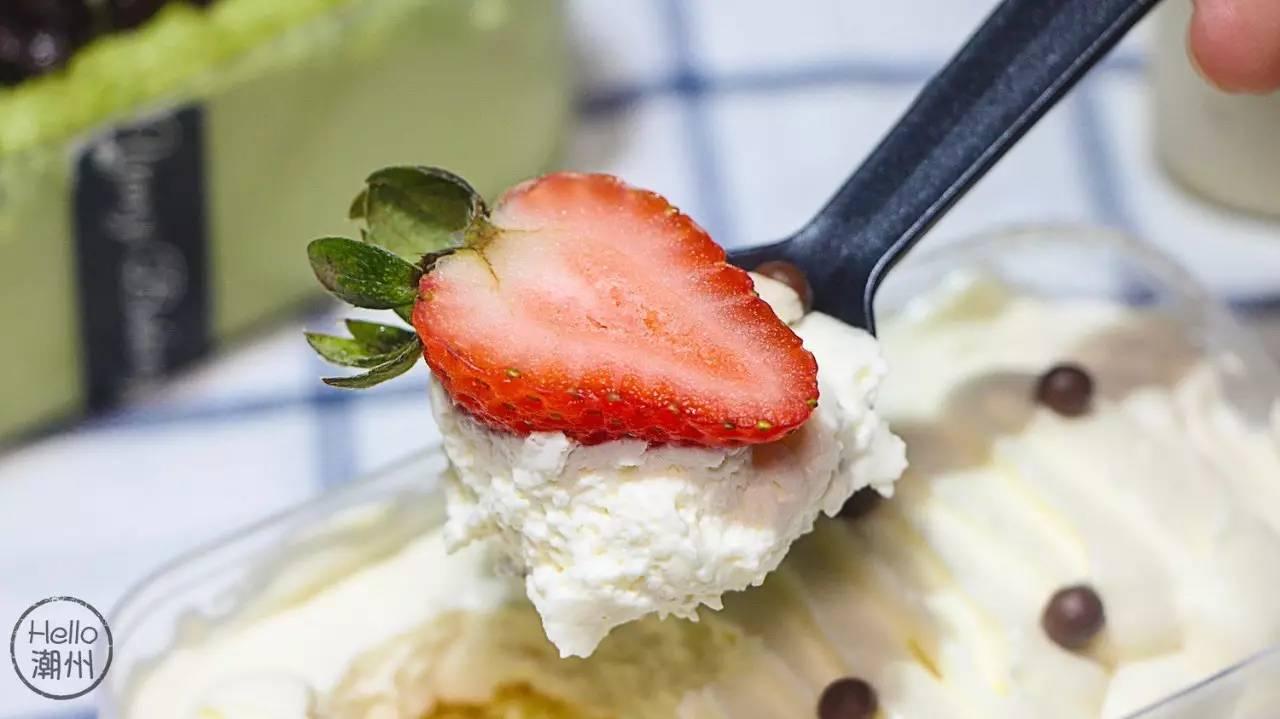 红遍ins的韩国网红雪崩蛋糕!先拍照还是先吃?图片