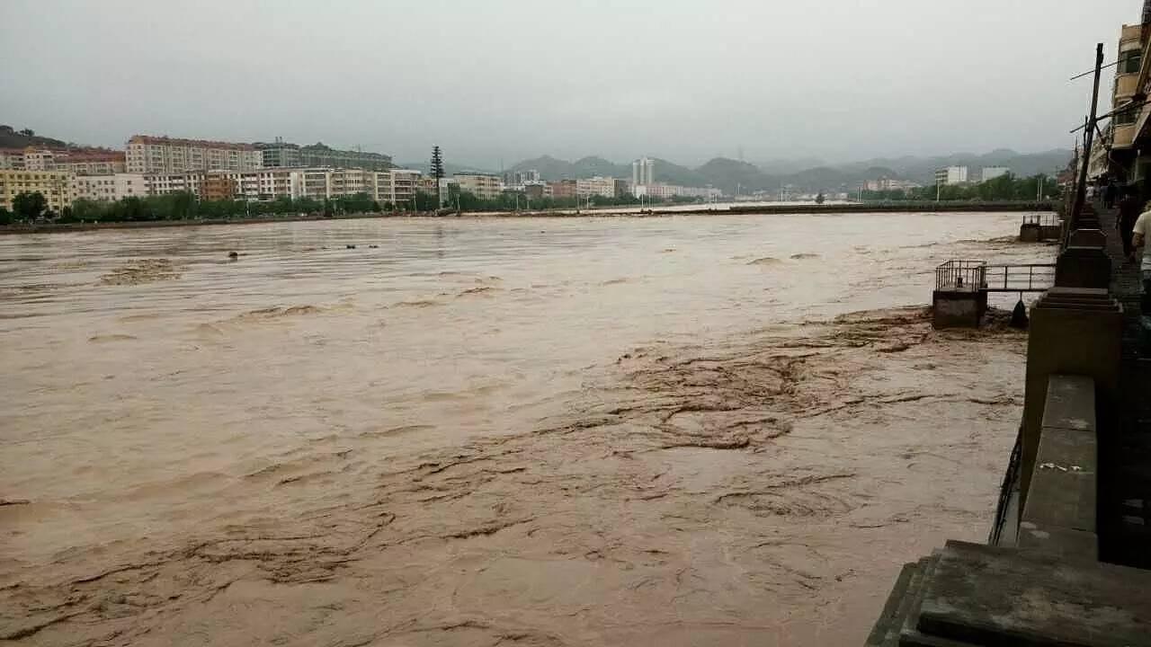 陕西榆林这次洪灾为何如此严重?