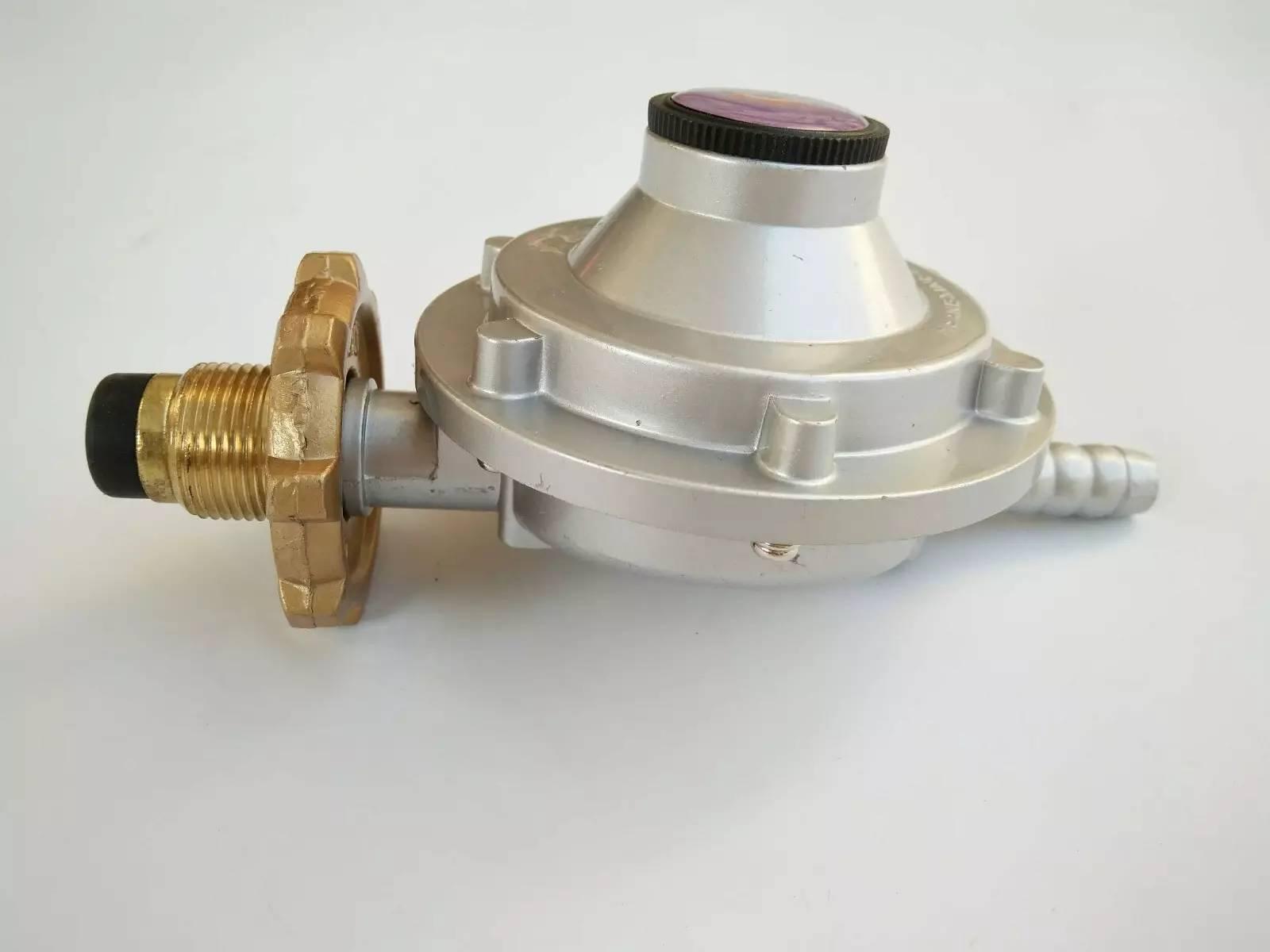 家庭用户使用了 非标准的家用瓶装液化气减压阀(如:可调节式的商用中图片