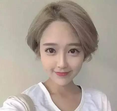 女生超短发发型