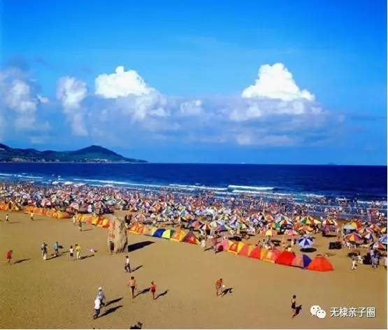 青岛,享用海鲜大咖宴后赴亚洲第一滩(车程5小时)——【黄岛金沙滩】