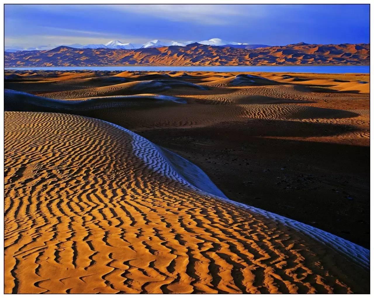 玩转地理:不同的沙丘类型及影响它风向的判断_腾讯网