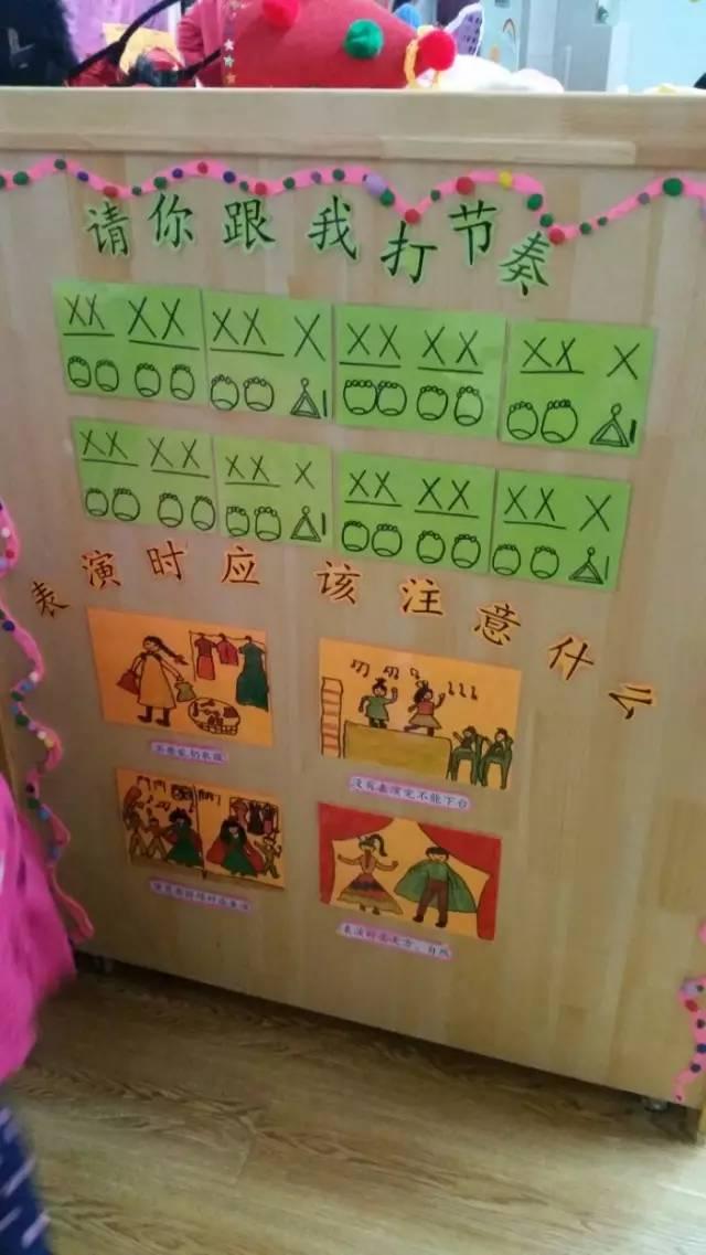 小规则大作用——幼儿园区角环创之规则提示