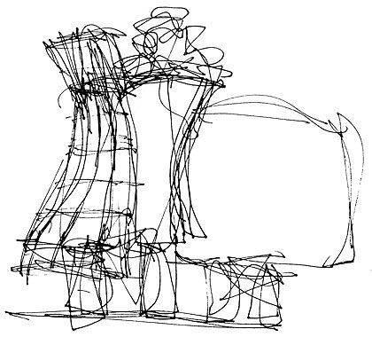 银河soho设计概念图图片