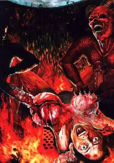 歐美人體藝術大陰莖_不同的人在地獄會受什么刑罰?揭秘地獄[視頻 圖片 文字]