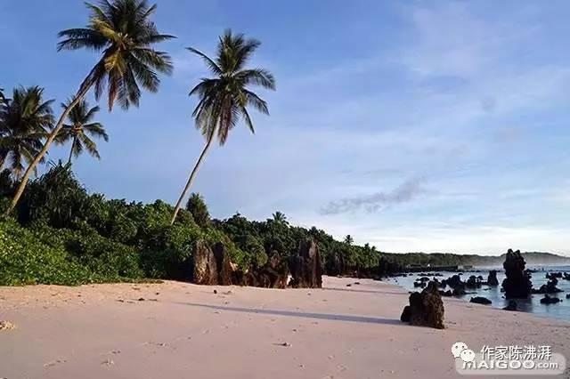 人口最少的岛