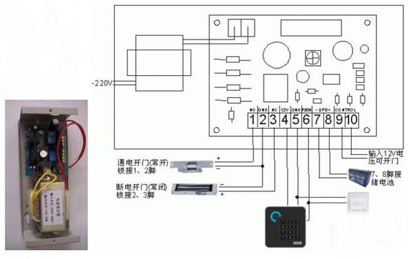你了解门禁系统接锁方法及电控锁选择指南吗?