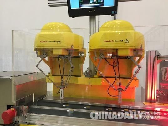 """工业机器人如何成制造业转型""""重要抓手""""?图片"""