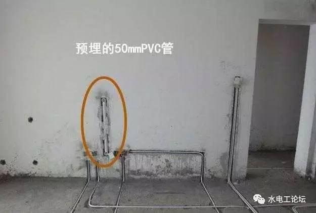 插座水电工总结最全一线开关后悔新风,预留没在装修前德国布局博乐图片