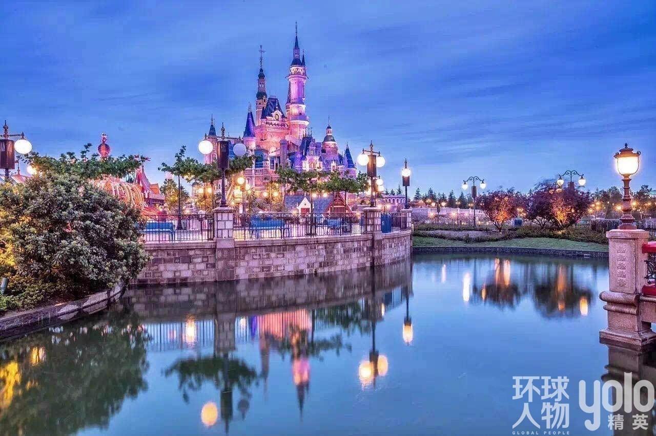 YOLO游 上海迪士尼乐园