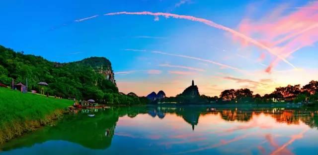 日起,桂林很多景区要向这些平南人免费开放图片