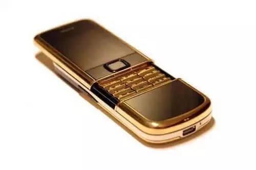 全球十大最贵经典手机,竟然有三台是诺基亚