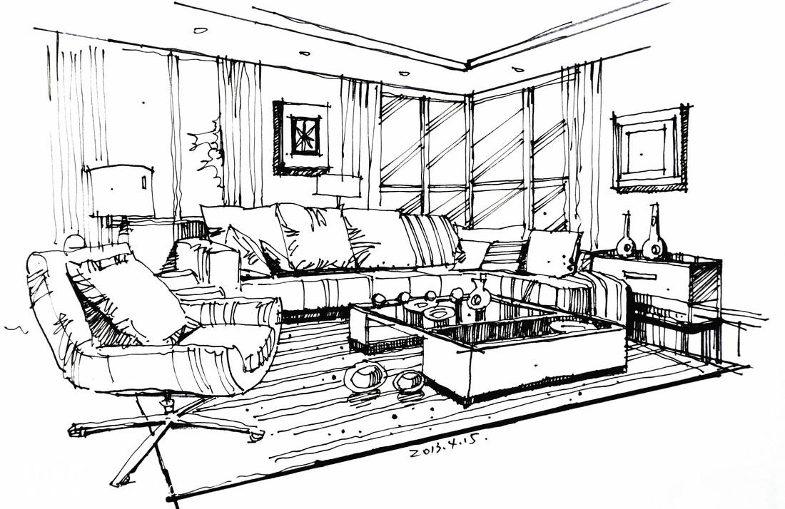 现在的设计师做室内设计,无论如何也离不了autocad和3ds max(或sketch