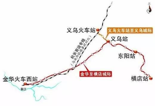 [城市规划]5年后金华义乌东阳通城市轨道交通 最高时速达140公里 金义