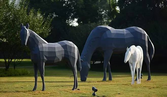 100张创意雕塑·小品|细节设计