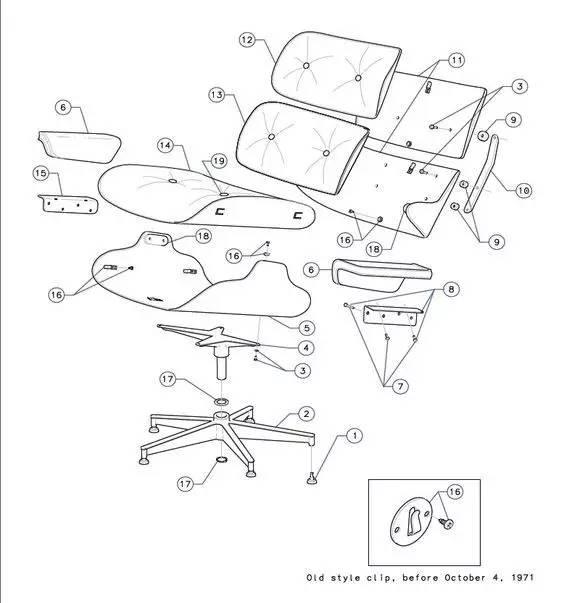 板式床手绘设计图纸