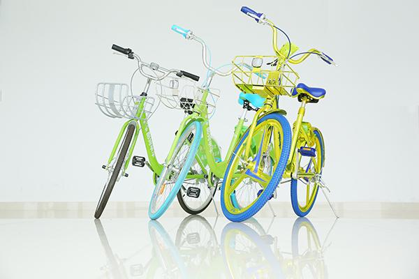 共享单车是基于共享单车平台提供的单车来给用户带来便利的出行服务
