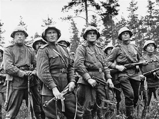 苏联征召2700万人入伍 伤亡累积2900万图片