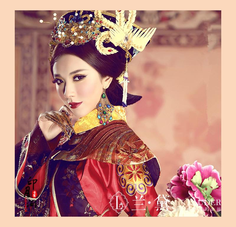 重庆古装婚纱照片常见的几种风格