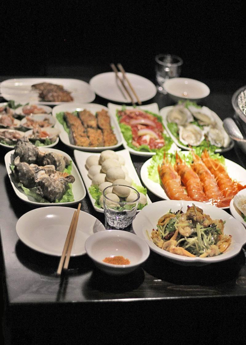 就要撸色图_宵夜5折,没吃到的速来!【好吃活鲜的东北烧烤体验,就要你一次撸到爽!