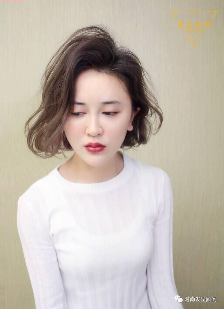 2018-短发