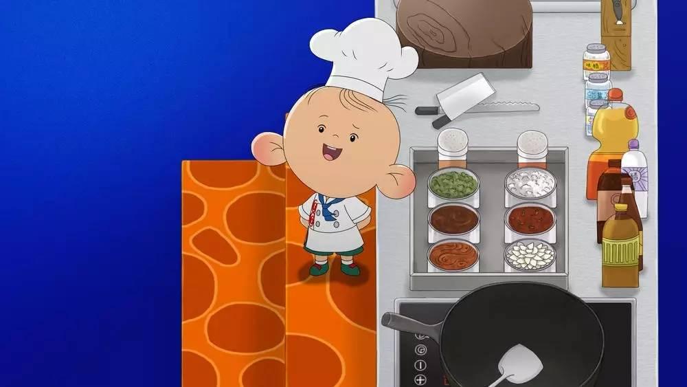 动画盛宴《3d豆福传》 《2d大耳朵图图之美食狂想曲》
