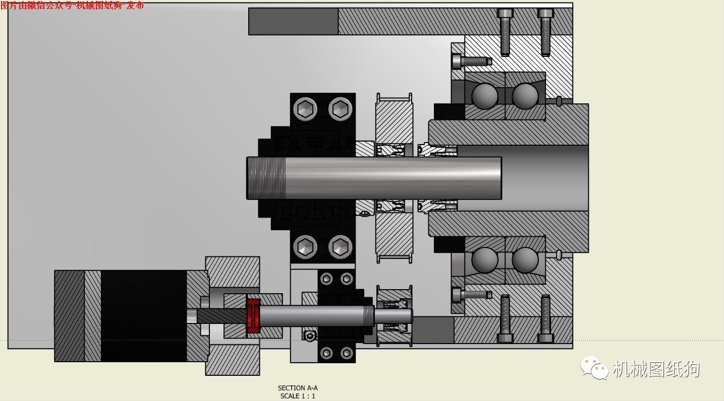 【工程机械】cnc五轴雕刻机3d模型图纸 inventor设计