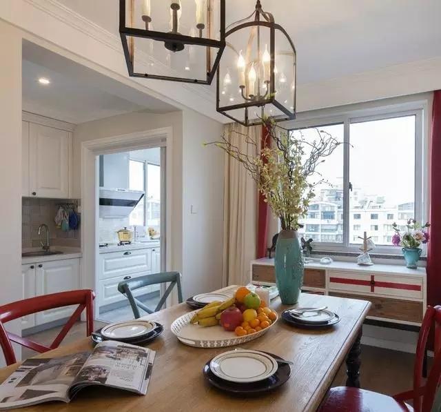装修案例 82M2小户型的阳光生活 简约城市花园小阁楼