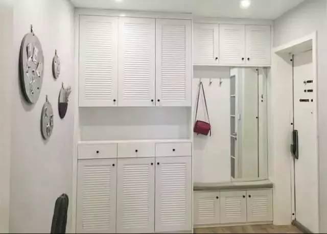 自制简易鞋柜设计图纸