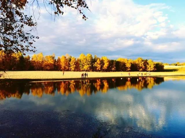 公主湖.蛤蟆坝