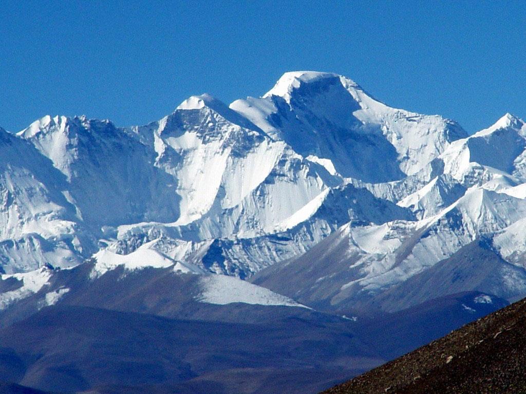 八月的西藏