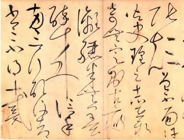不少萆字都可以一笔写成,笔画多的偶有不连,但要血脉不断,即笔断