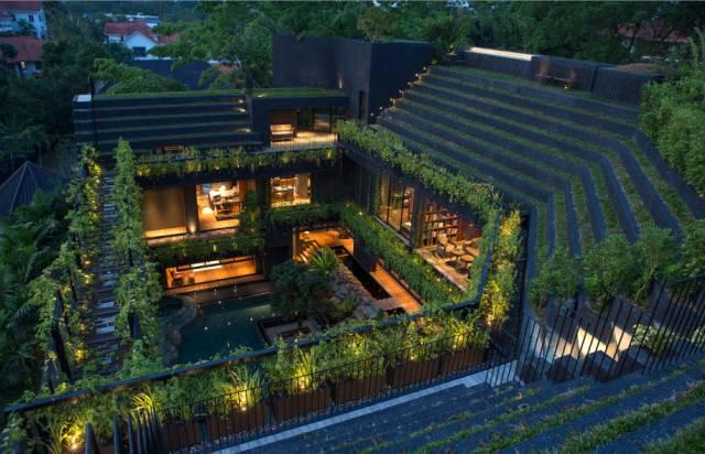 八个美到心悸的户外花园设计