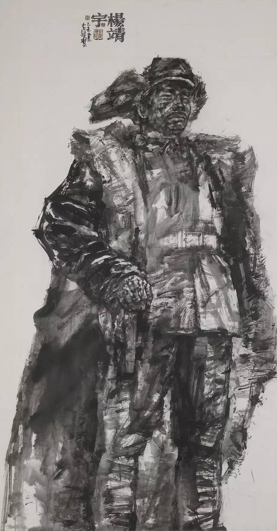 致敬,八一 军事题材美术 沙场阅兵 600余件作品礼赞90周年