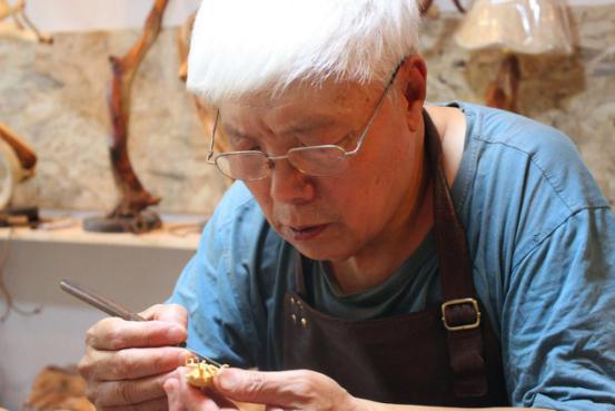 张振凯:用匠人之心打磨浮躁的世界