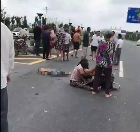 车祸现场照片