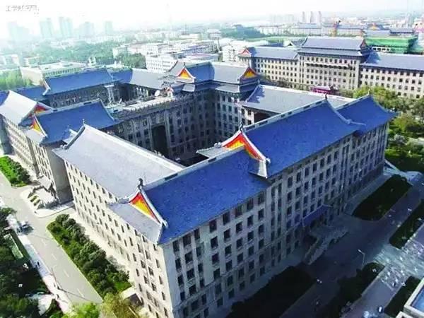 高校基建 哈尔滨工程大学 民族风 建筑赏析,领略军工院校的独特魅力