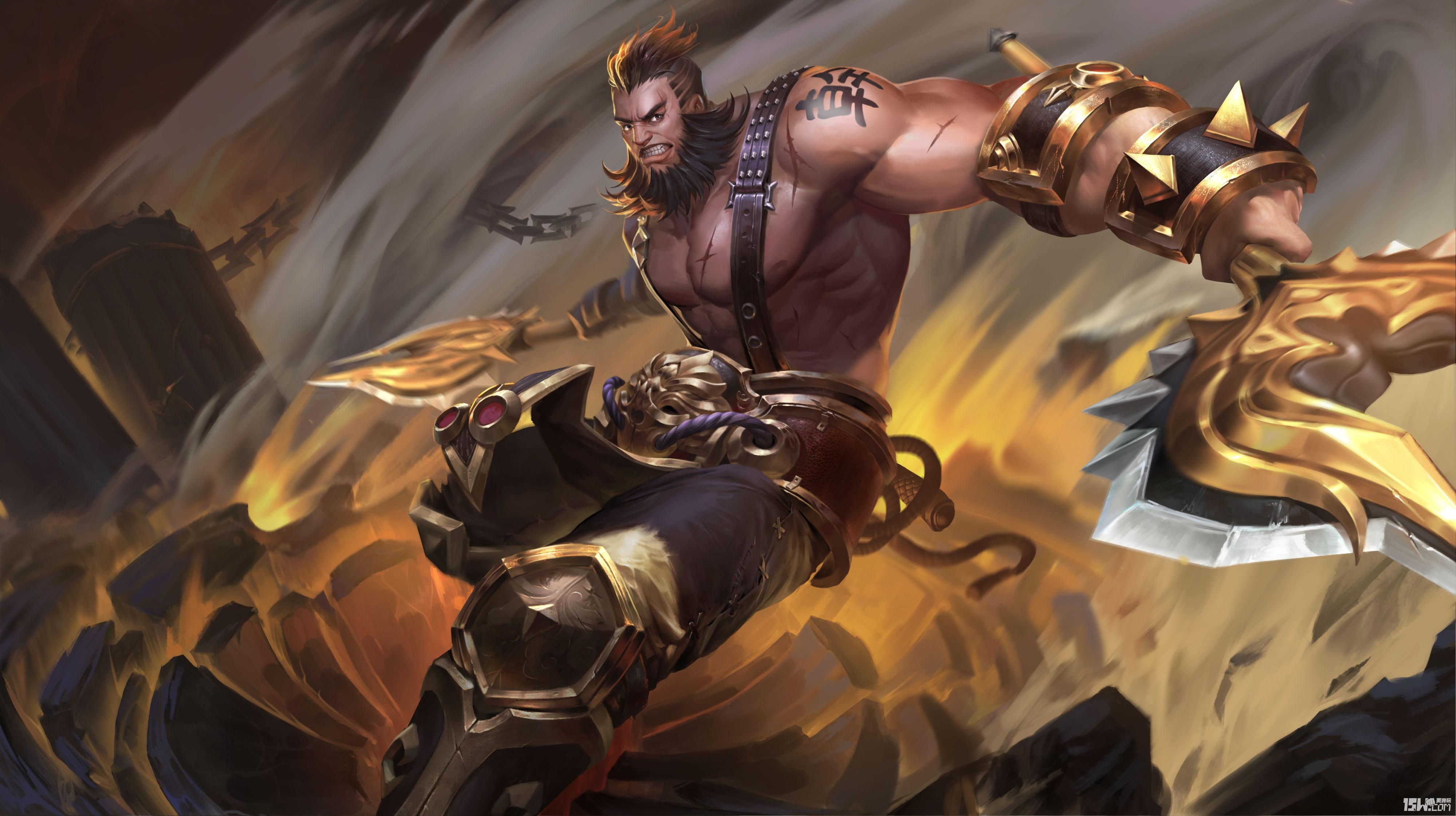 王者荣耀英雄越残血越危险 只要去追分分钟反杀你