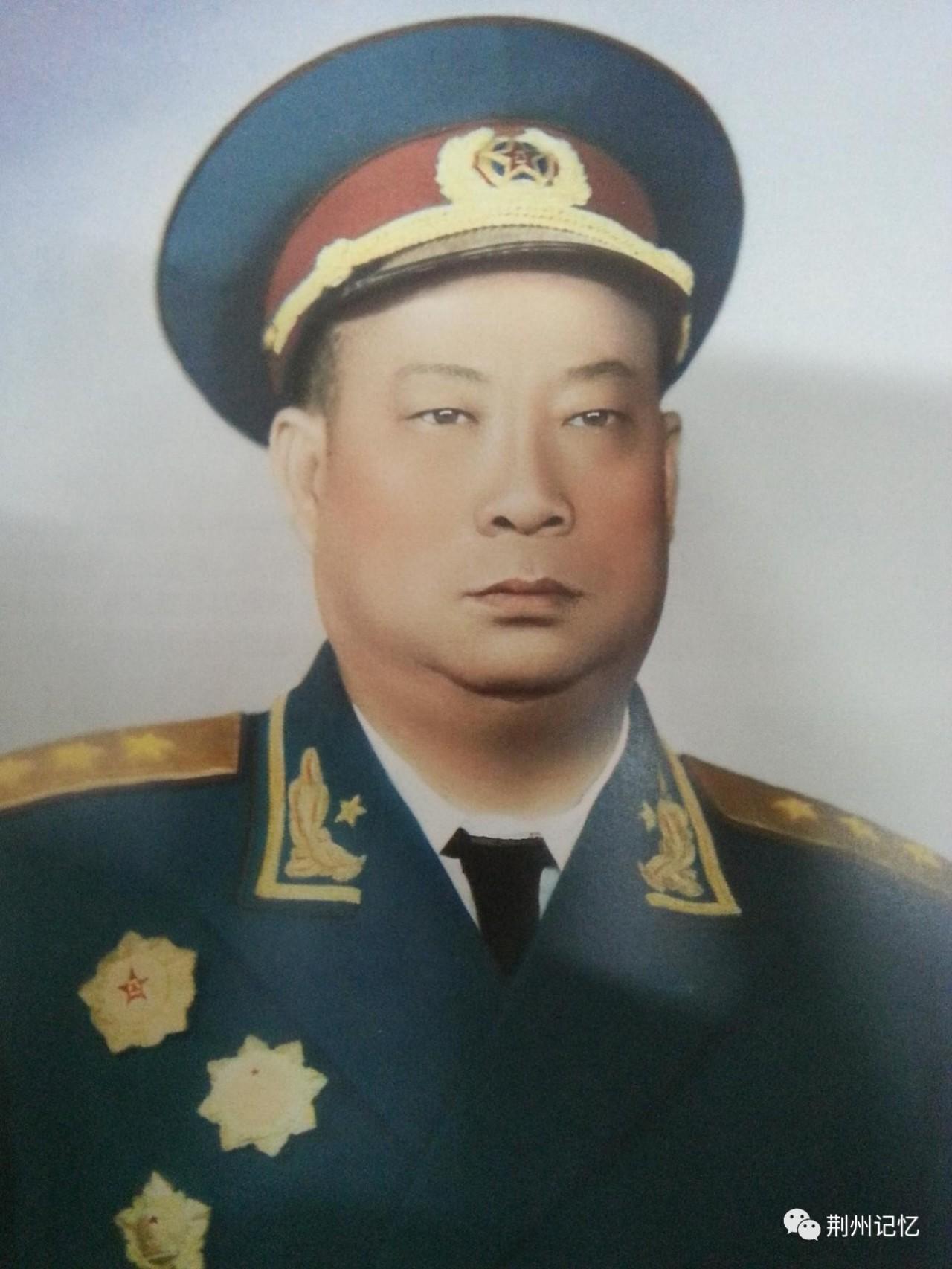 寿县籍开国将军杨银声