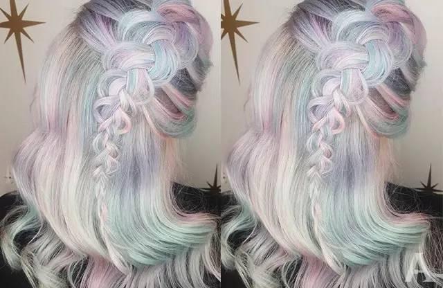 时尚 正文  每周搜罗特色发型,寻找最新发型资讯, 丰富你的发型图库