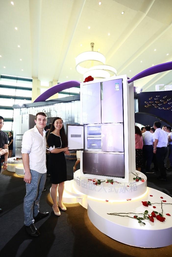 """卡萨帝F+冰箱以""""三个首次""""引领家电产业升级"""