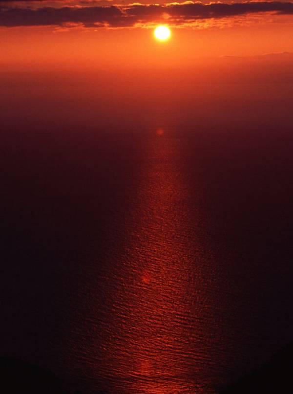 前戏算法,日落来凑!日本最美海上日落top10!15加五如何用手指不够图片