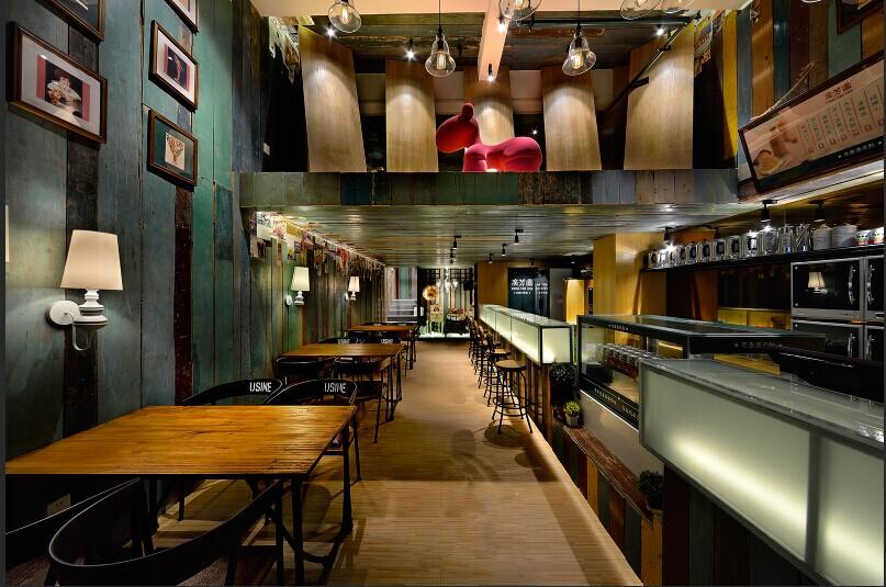 合肥主题餐厅装修-如何让餐饮店装修更具特色?